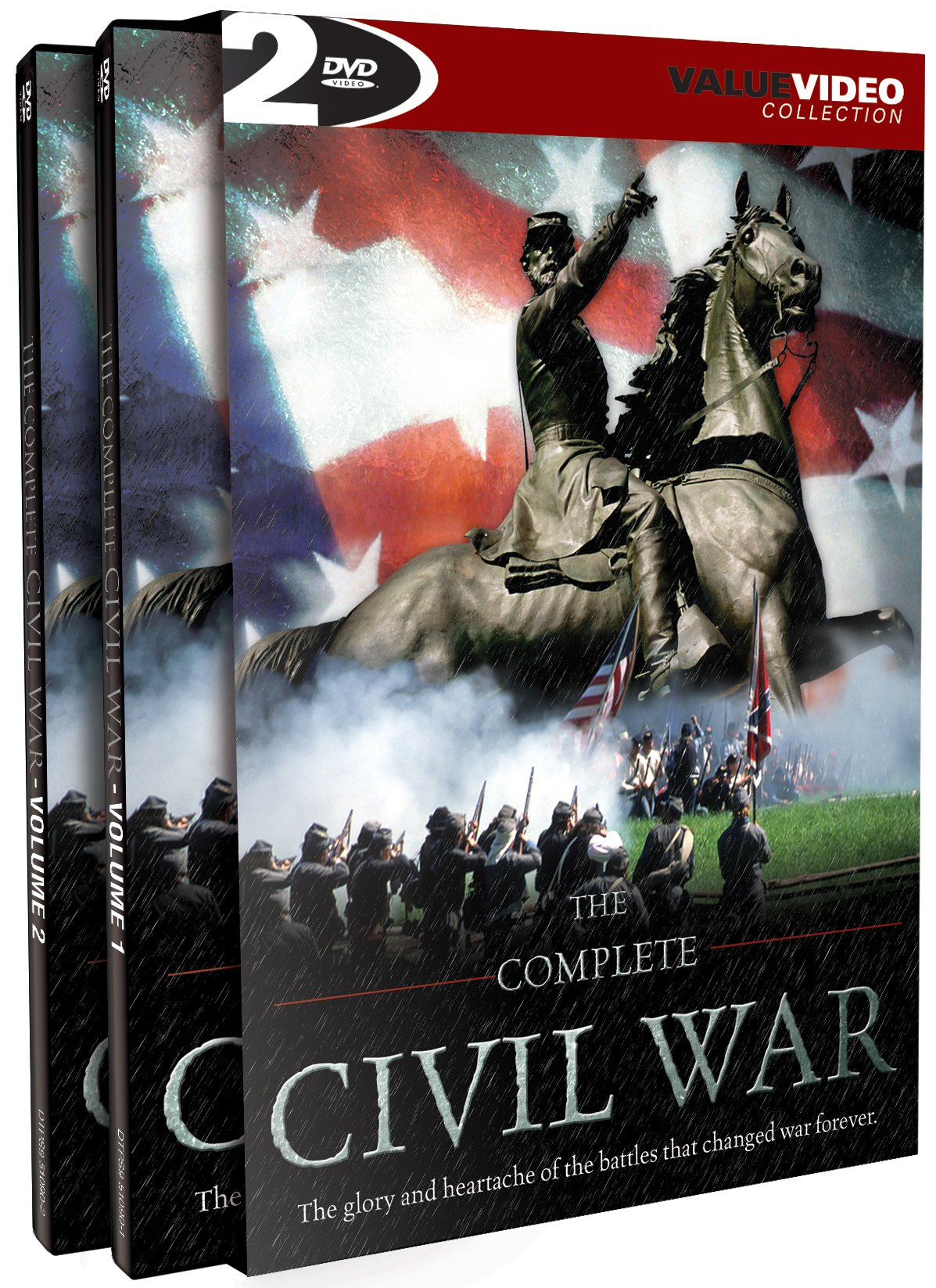 The Complete Civil War by IMAGE ENTERTAINMENT