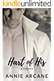 Hart of His: A Wounded Hero Romance (Cale & Mickey Book 2)