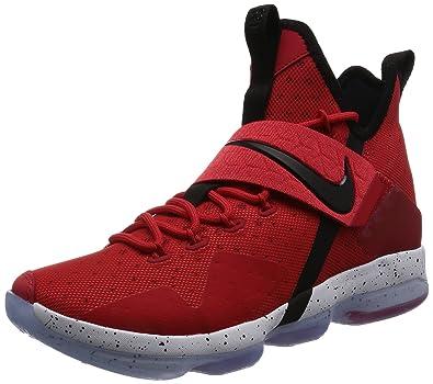 Nike Lebron Xiv Ep UNIVERSITY RED/BLACK-WHITE Black Red/Black-white