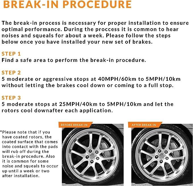 OE Series Rotors + Ceramic Pads Max Brakes Front Supreme Brake Kit KM001241 Fits: 2007 07 2008 08 Honda Fit