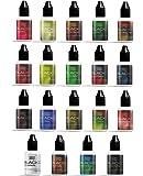 BLACKC PREMIUM E-Liquid für E-Zigaretten und E-Shishas, MADE IN GERMANY, Nikotinfrei, 19 Geschmackssorten, 20/50 ml Fläschchen (Eisbonbon, 50)