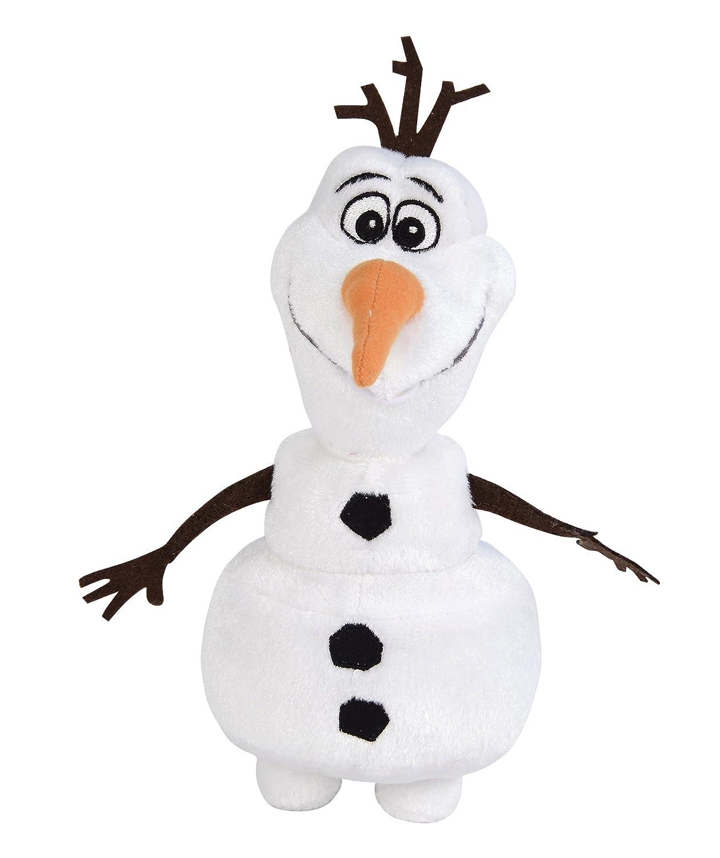 Disney Reine des Neiges Peluche Olaf Debout 24 Cm: Amazon.es: Juguetes y juegos