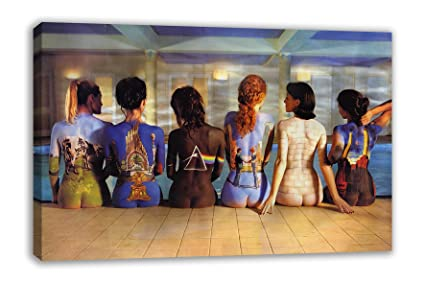Amazon.com: PINK FLOYD NUDE WOMEN ALBUM COVER CANVAS WALL ART (44\
