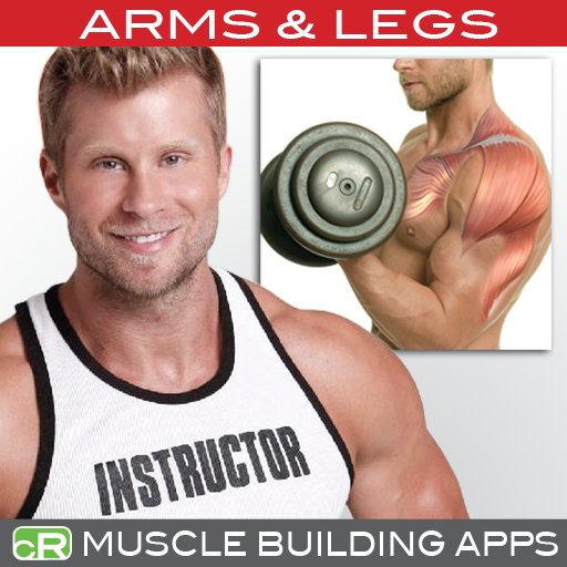 Amazon.com: Muscle Building Workouts for Bodybuilders - Arms & Legs ...