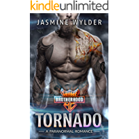 Tornado: A Paranormal Romance (Savage Brotherhood MC Book 1)