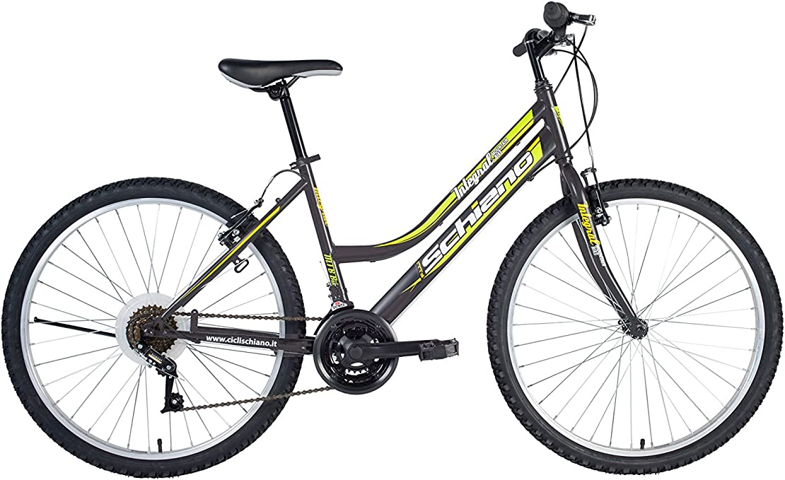 F.lli Schiano MTB Integral Power Bicicleta de montaña, Mujer ...