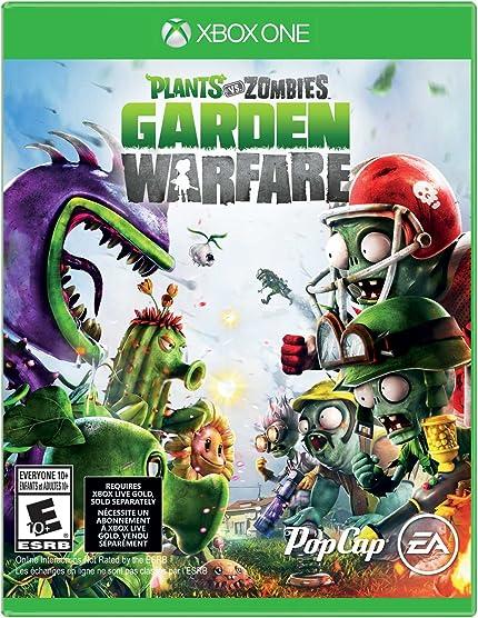 Amazon.com: Plants vs Zombies Garden Warfare(Online Play Required ...