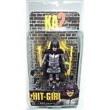 Kick Ass 12126 7-Inch Series 2 Hit Girl Unmasked Figure