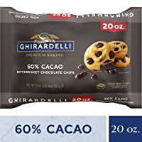 Deals on Ghirardelli 60% Cacao Bittersweet Chocolate Premium Baking Chips