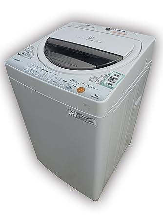 全自動電気洗濯機【SANYO】2011年製 6kg - 姫路市