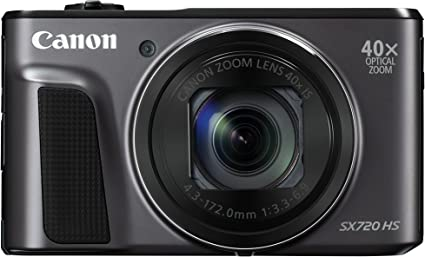Canon Powershot Sx720 Hs Digitalkamera 20 3 Mp Kamera