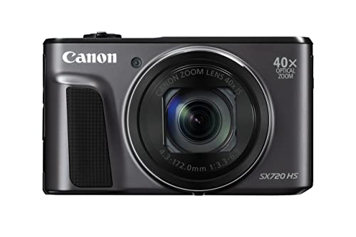 Canon PowerShot SX720 Digital Camera