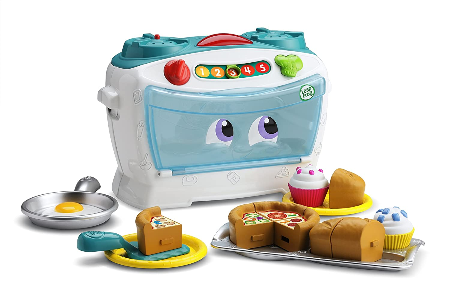 Amazon.com: LeapFrog Number Lovin\' Oven (Frustration Free Packaging ...