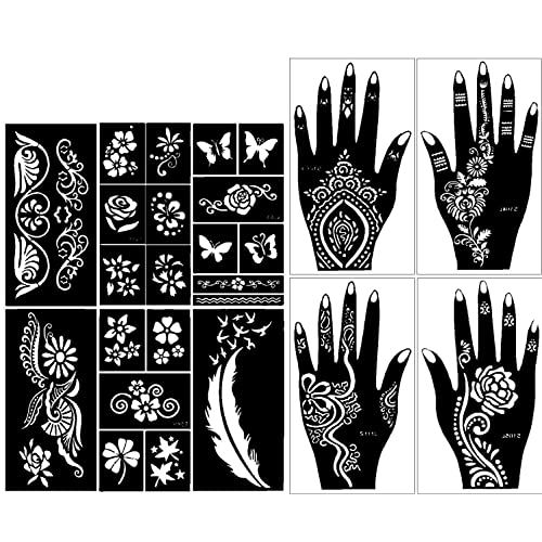 Tattoo Henna Amazon Com