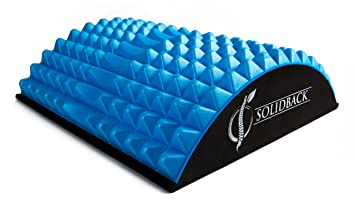 Amazon.com: SOLIDBACK | Lower Back Pain Relief Treatment Stretcher ...