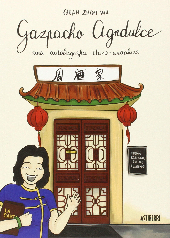 Gazpacho agridulce Sillón Orejero de Quan Zhou Wu 15 may ...