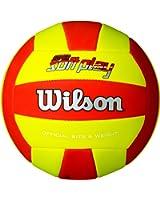 Wilson jeu Super Soft-Ballon de Beach volley
