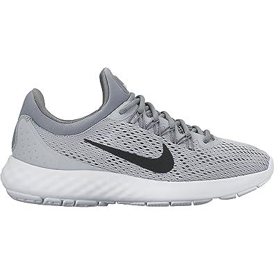 Nike Women s Lunar Skyelux Running Shoe Wolf Grey/Black/Cool Grey/White