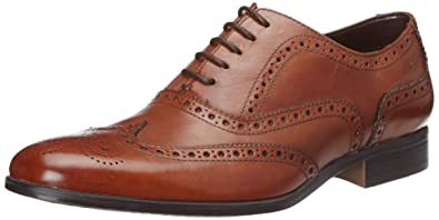 caa5c8567a0 Clarks Men s s Banfield Limit Brogues  Amazon.co.uk  Shoes   Bags