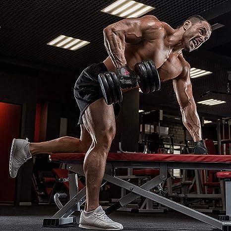 RDX Guantes Gimnasio Fitness Culturismo Musculacion Gym ...