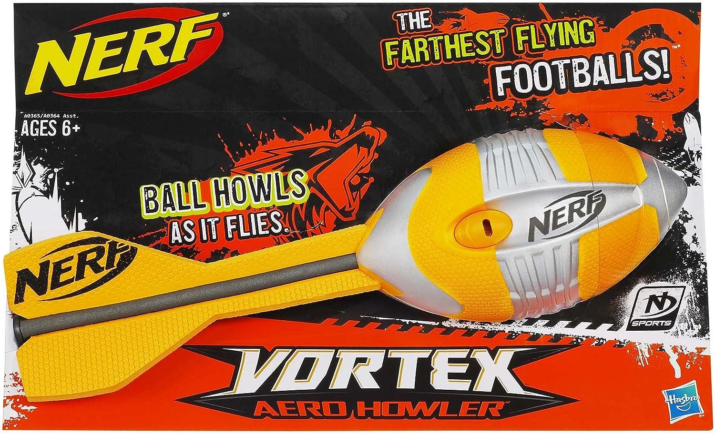 pallone giavellotto con fischio VORTEX originale NERF