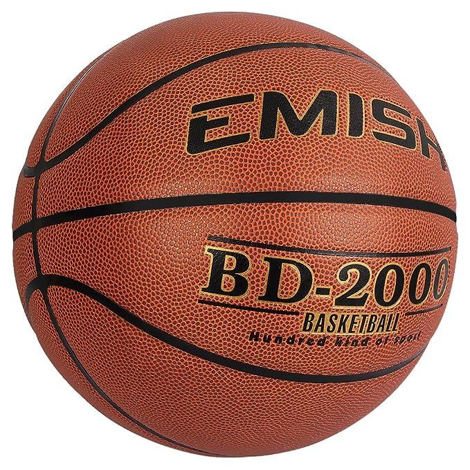 Baloncesto al Aire Libre/uso en interiores balón de goma calle ...