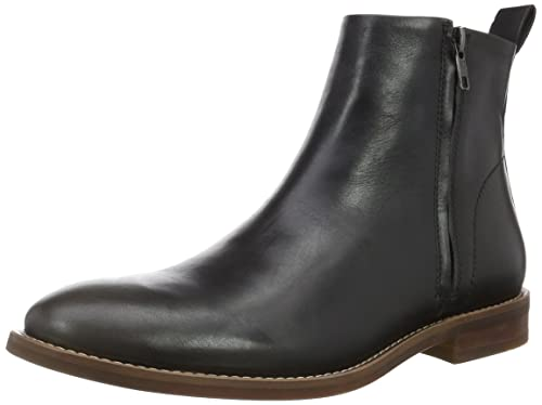 ALDO Bilissi, Botines para Hombre, Negro (Black Leather/97), 41 EU: Amazon.es: Zapatos y complementos