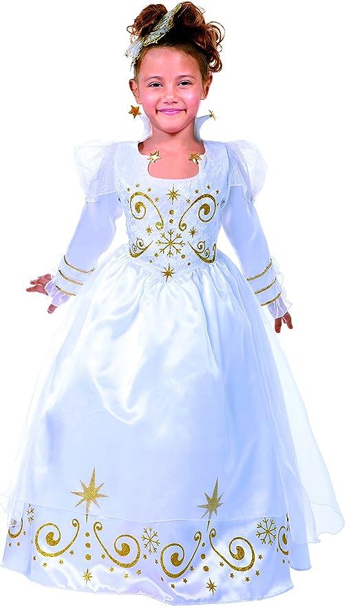 Mattel B454-001 - Disfraz de reina para niña (3 años): Amazon.es ...