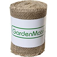 GardenMate Cinta de Yute - 25 m x