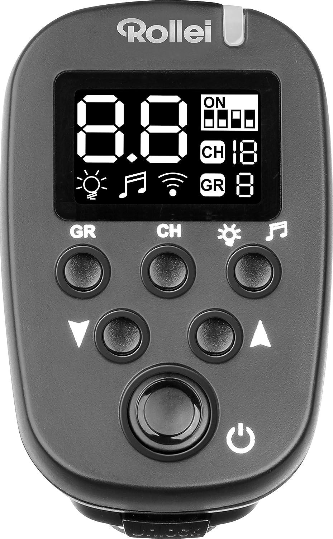 Rollei Radiotransmisor para Fuji para HS Freeze 4 /& 6 y Flash de Estudio 400