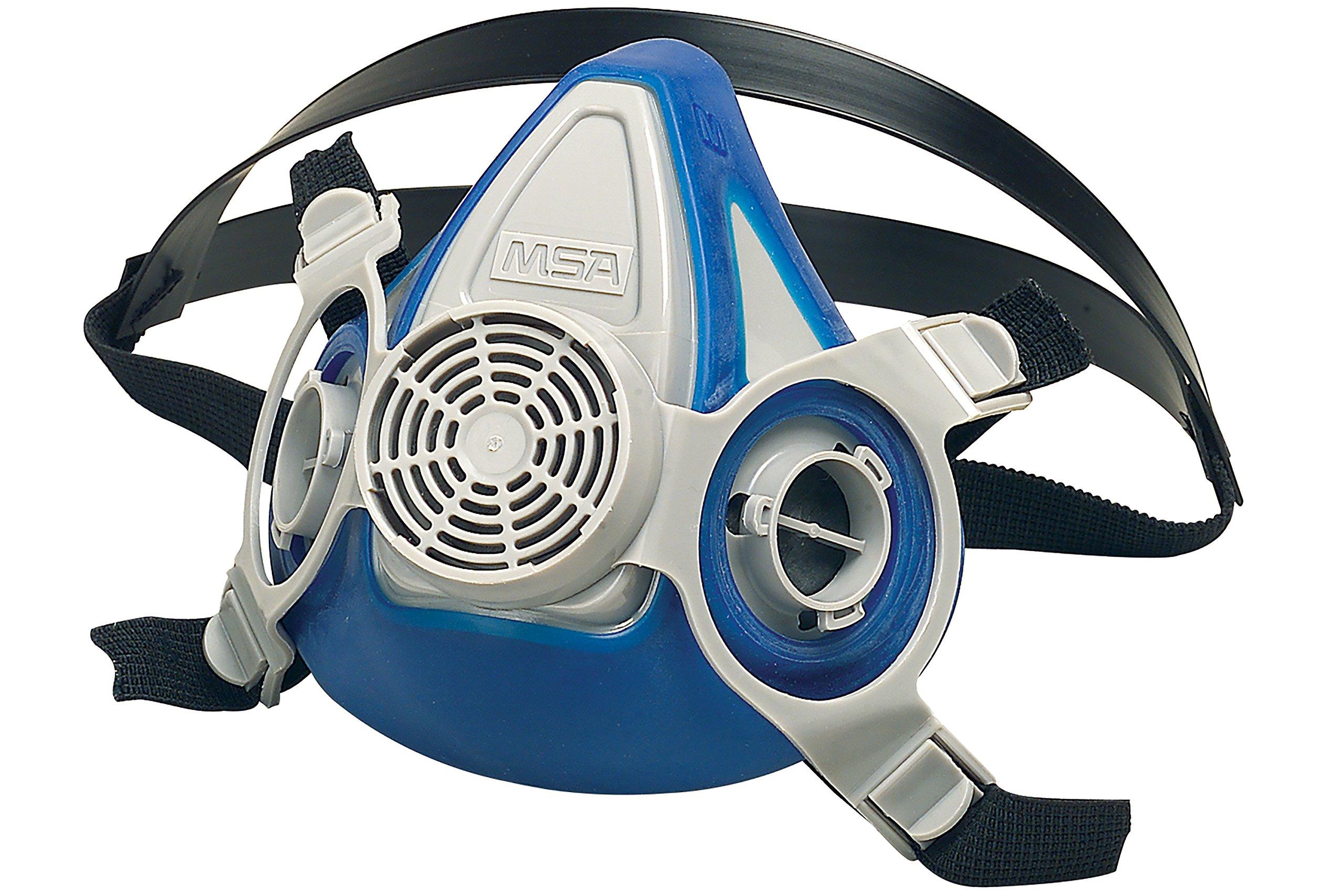 MSA 815444 Advantage 200 LS Half-Mask Respirator with Single Neckstrap, Medium by MSA (Image #1)