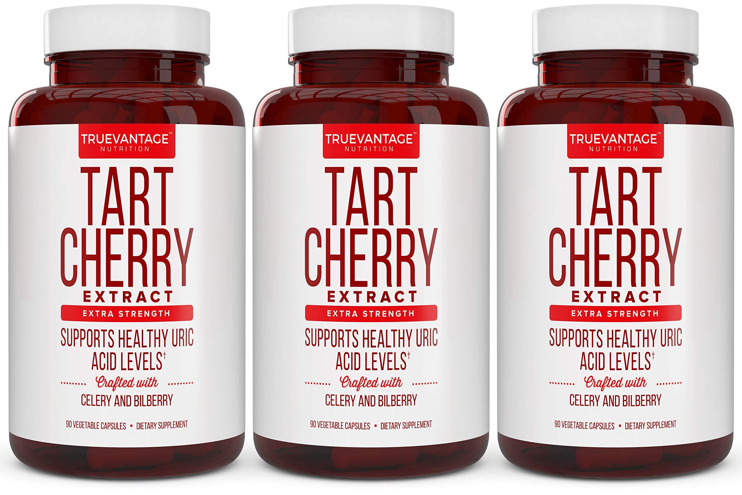 Premium Tart Cherry Extract Plus Celery Seed and