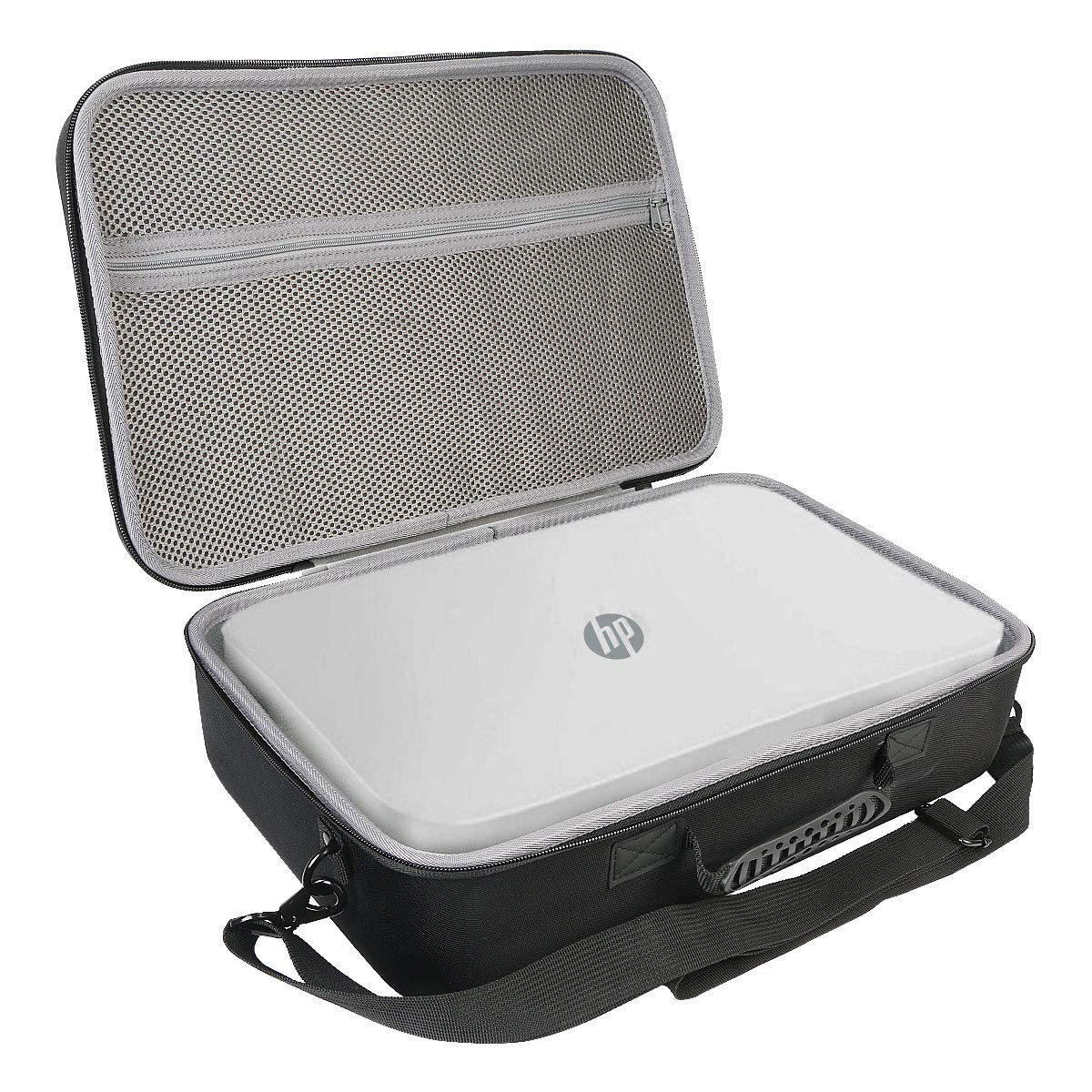 co2crea Hard Travel Case for HP Tango Smart Home Printer 2RY54A (Can't to fit HP Tango Cover)
