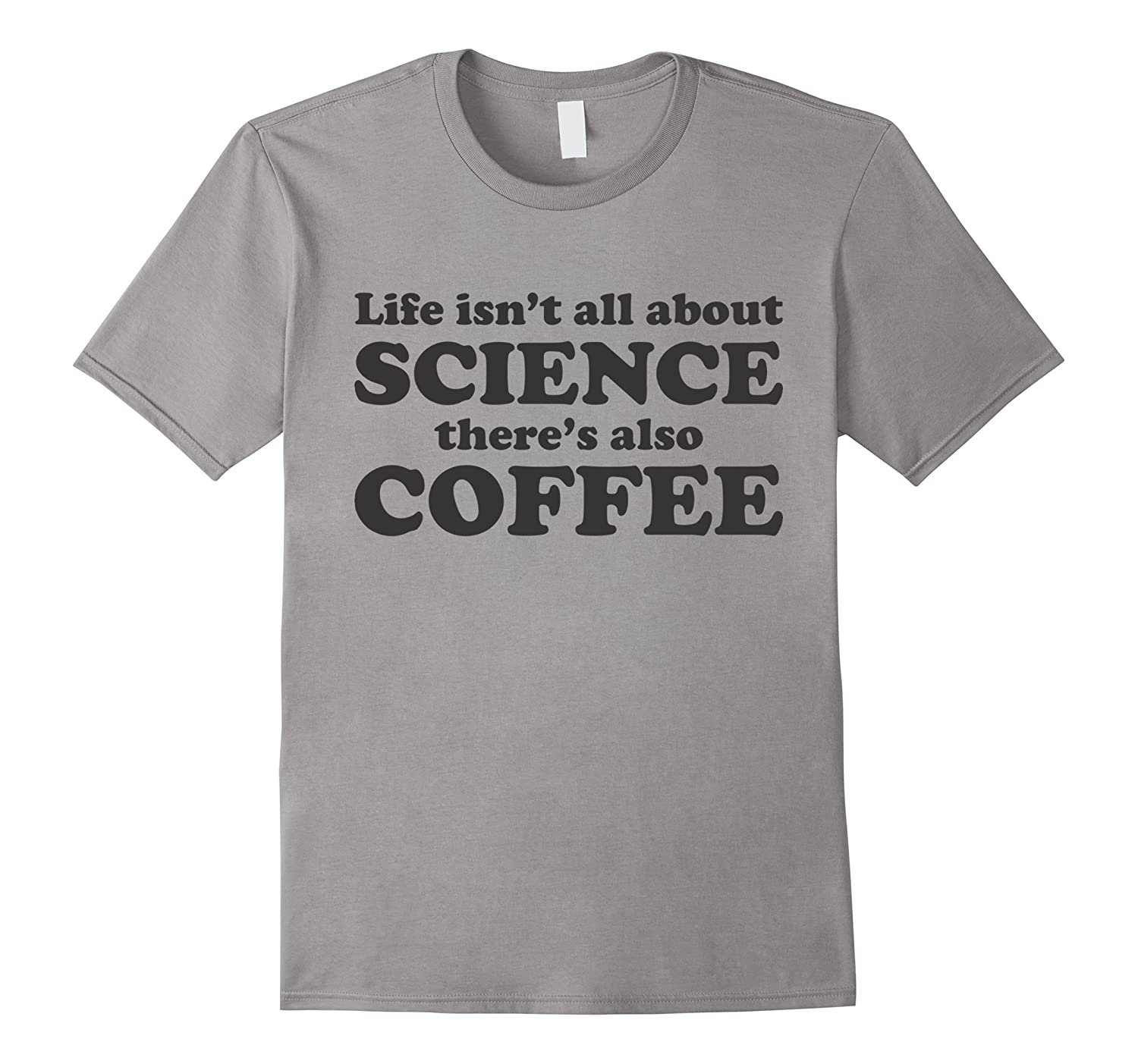 0a1126b0 Funny Science Teacher T-shirts - Science and Coffee-ANZ ⋆ Anztshirt