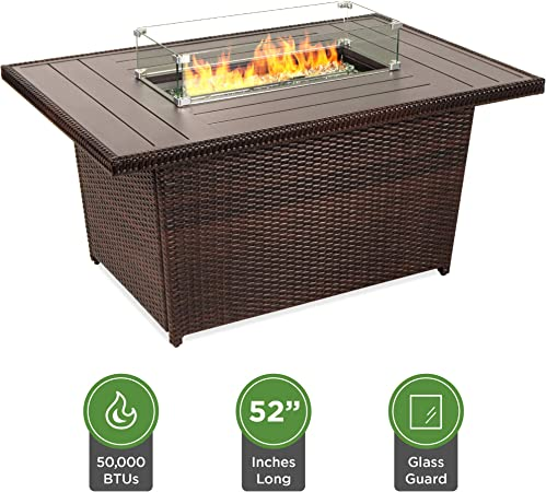 The Best Gas Fire Pits For Your Outdoor Kitchen Reviews In 2020