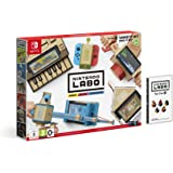 Switch Nintendo Labo: Toy-Con 01 - Kit variado
