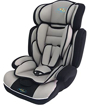 abe49d7449ba Bebe Style Convertiblle 1/2/3 Combination Car Seat and Booster Seat - Grey