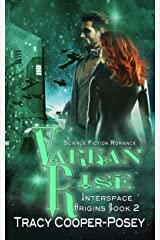 Varkan Rise: A Science Fiction Romance (Interspace Origins Book 2) Kindle Edition