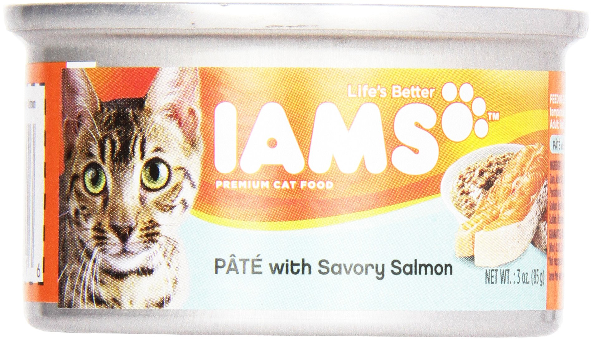 lams ProActive Health Adult Cat Pate With Savory