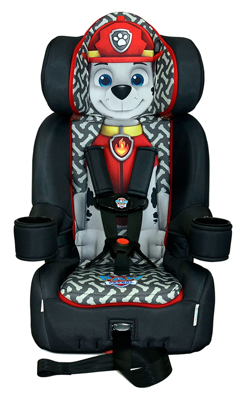 Amazon.com : KidsEmbrace Paw Patrol Booster Car Seat, Nickelodeon ...
