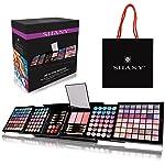 Shany Kit de maquillaje todo en uno, combinación de colores definitiva, nueva edición