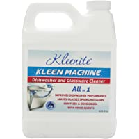 Regent Labs Kleen Machine Glassware Cleaner and Dishwasher Detergent, 20.3 Ounce