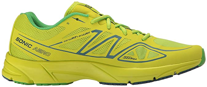 dc5945d19a3 Salomon Sonic Aero Trail Running Shoes - SS17  Amazon.co.uk  Shoes   Bags