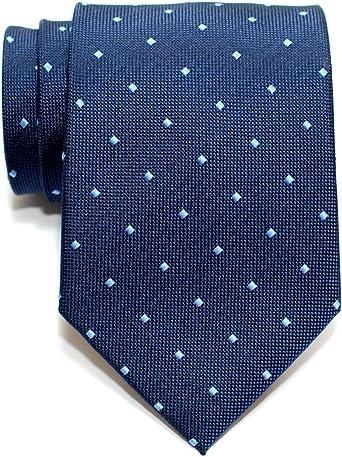 Retreez corbata para hombre, Retro, lunares cuadrados, tejida ...