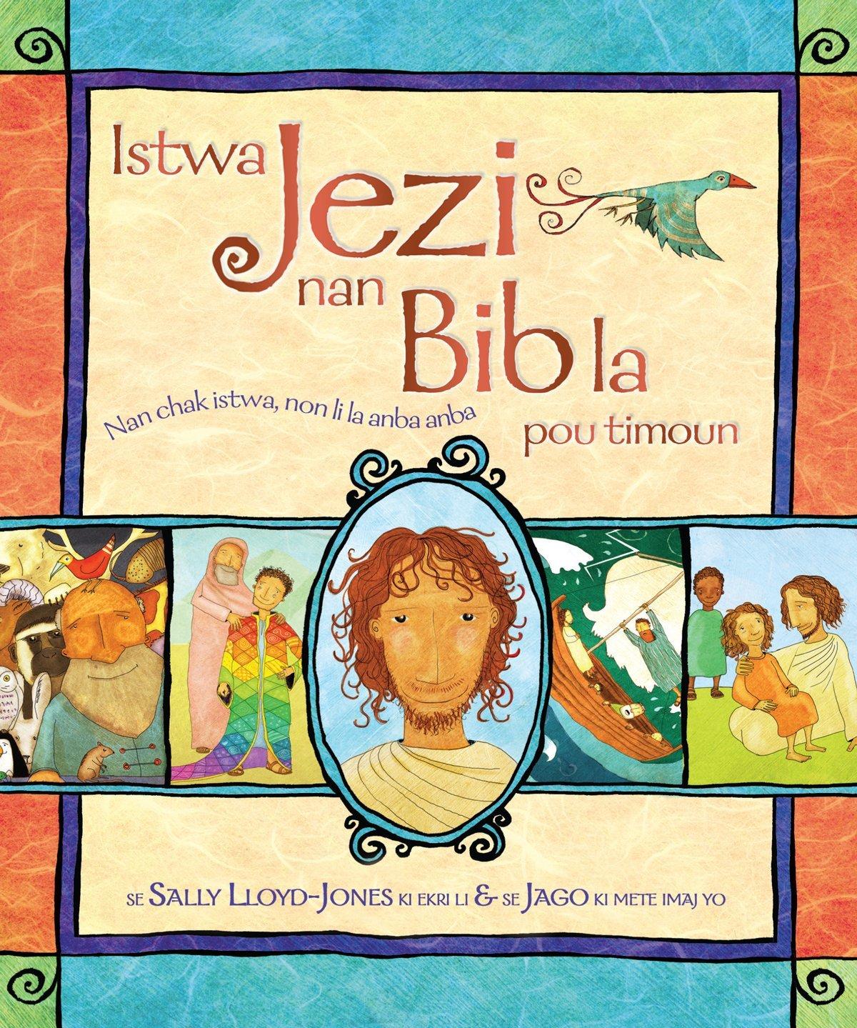 Istwa timoun Jesus Storybook Bible product image