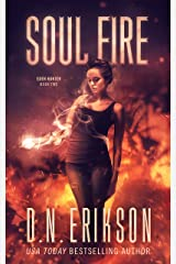 Soul Fire (The Eden Hunter Trilogy Book 2) Kindle Edition