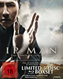 IP Man - The Complete Collection - Digipak im Hardcoverschuber [Blu-ray] [Limited Edition]