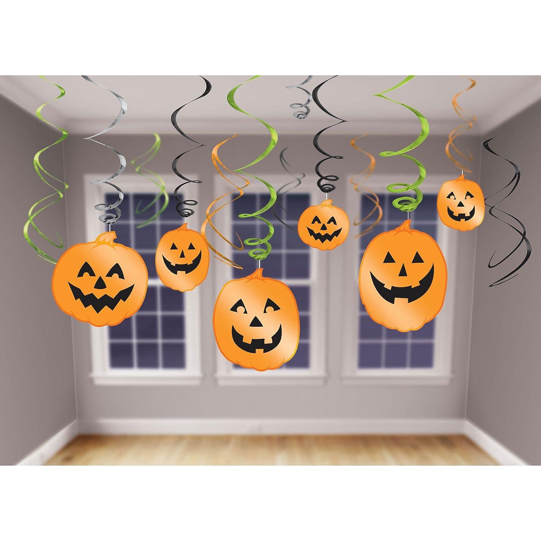 AMSCAN International 679467decorazione da appendere Swirl Halloween party set Amscan International Ltd