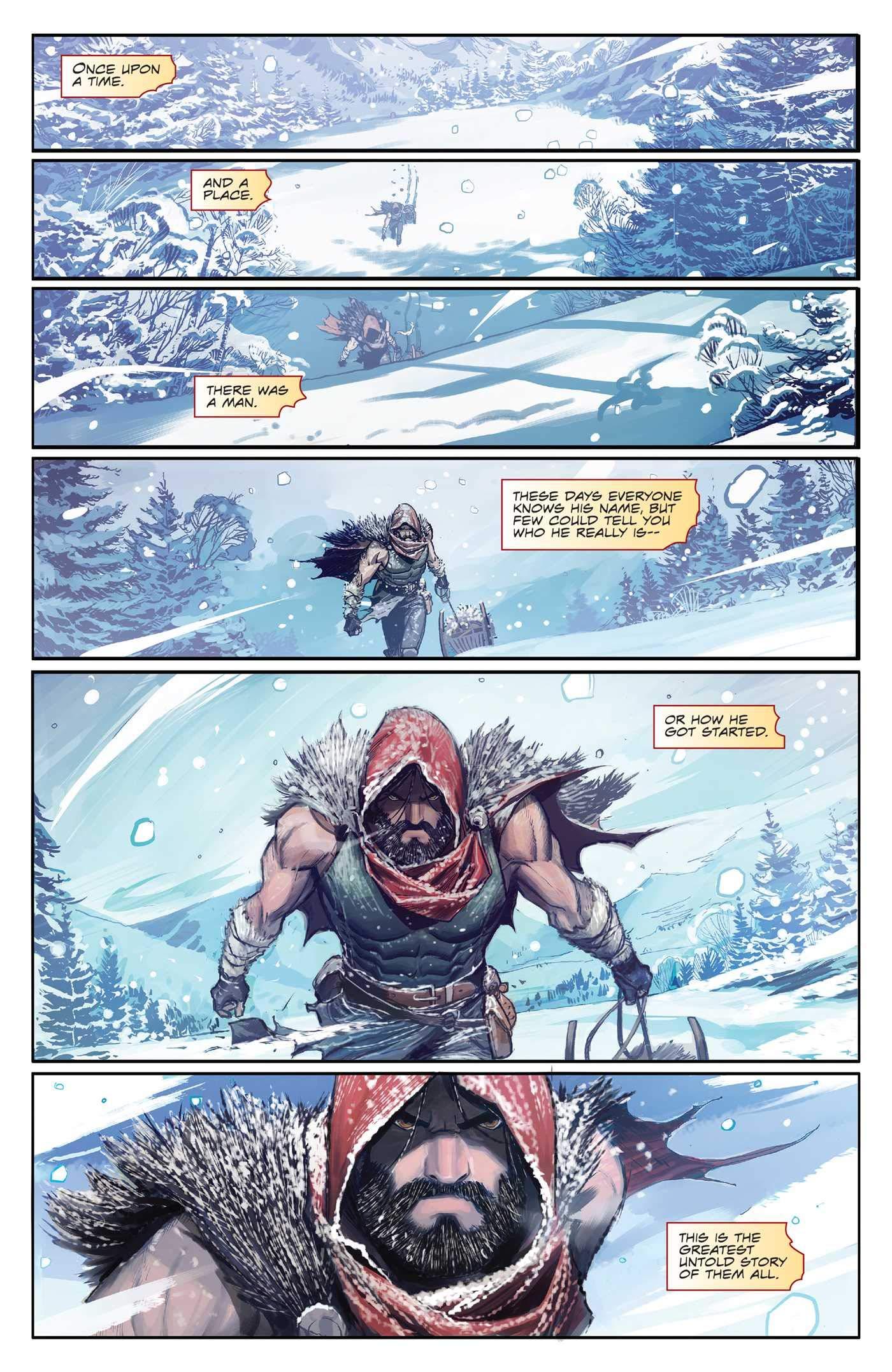 Klaus: How Santa Claus Began: Morrison, Grant, Mora, Dan ...