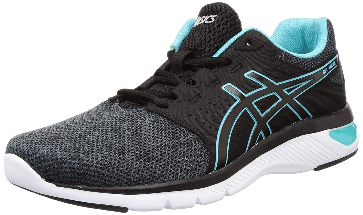 Black/Ice Mint Running Shoes
